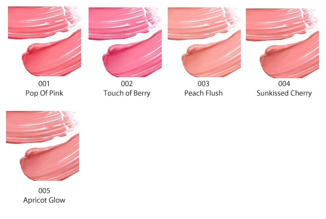 Rimmel London Stay blushed swatches