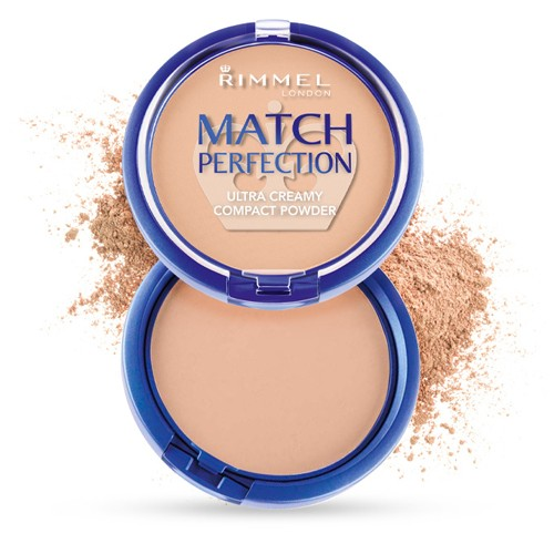 Rimmel London Match Perfection Compact_Powder