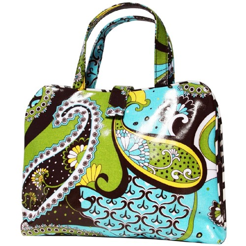 Promenade Paisley Travel-In-Style Cosmetic Bag
