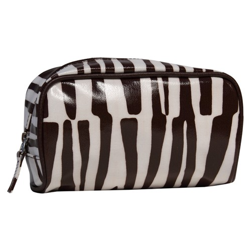 Westside Mod Zebra Kiss and Make-Up Bag