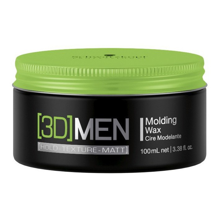 Schwarzkopf Professional [3D]MENSION Molding Wax
