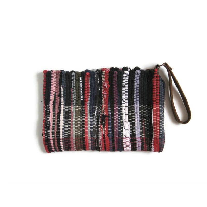 Maslinda Designs Boho Chic Kilim Purse