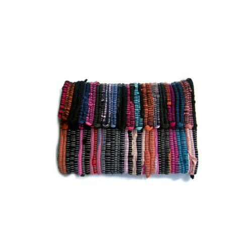 Maslinda Designs Hot Date Boho Chic Kilim Clutch