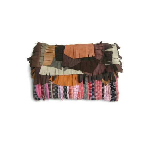 Maslinda Designs Lola Boho Chic Clutch