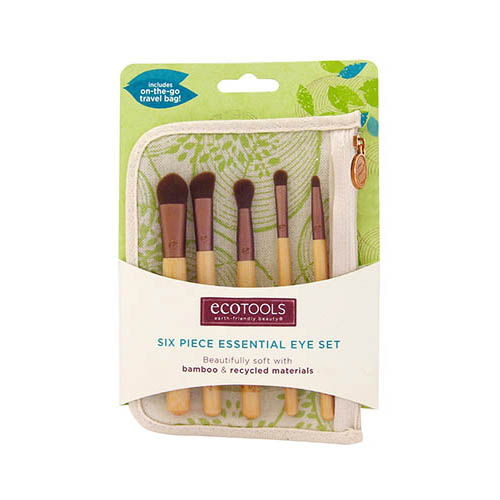 Eco Tools Six Piece Essential Eye Set