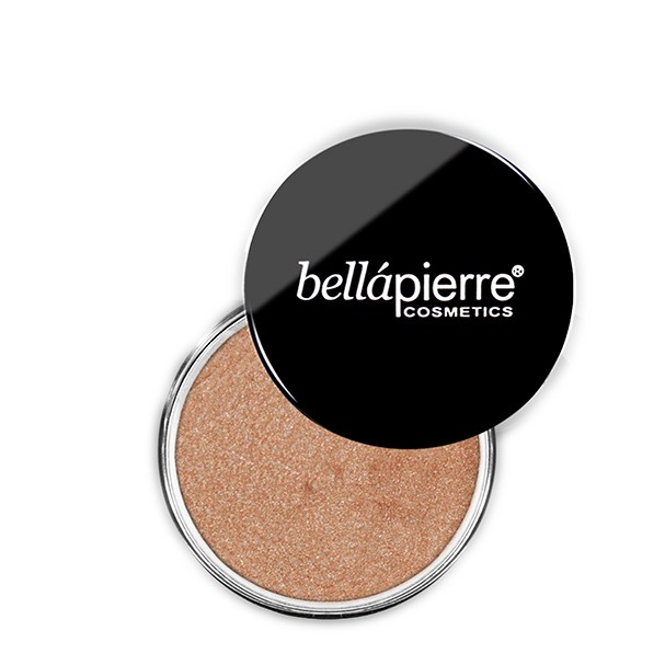 Bellapiere Shimmer Powder Gold and Brown