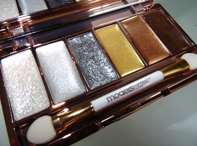 Models Own Chrome Eyeshadow Palette