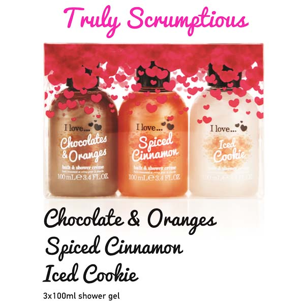 Truly Scrumptious Chocolate and Oranges Spiced Cinnamon Iced Cookie